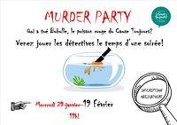 Murder Party - Cluedo géant
