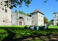 Atelier créatif Calligraphie au château de Clermont