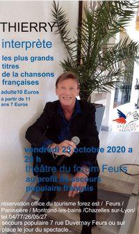 Concert de variétés - Thierry Agnan
