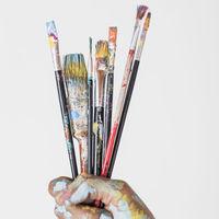 Atelier peinture pour enfants