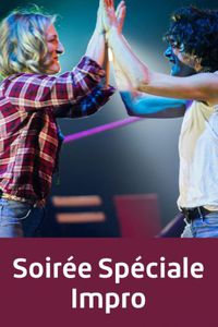 SOIREE SPECIALE IMPRO