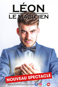 LEON LE MAGICIEN