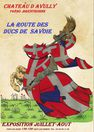 """Exposition: """"La route des Ducs de Savoie"""""""