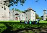 Atelier créatif Jeux Mouvementés au château de Clermont
