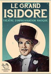 Le grand Isidore - Théâtre d'improvisation
