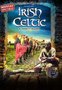 """Irish Celtic """"Le chemin des légendes"""""""