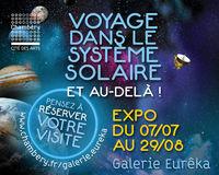 Exposition : Voyage dans le système solaire... et au-delà !