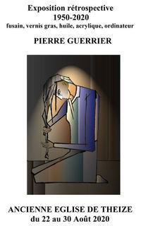 Exposition Rétrospective Pierre Guerrier