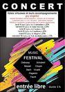 Concert : Voyage musical autour des flûtes de Guy Angelloz