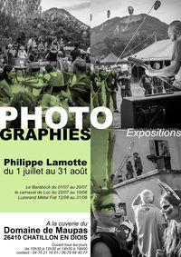 Exposition de Photographies : Le Barabock