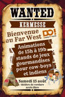 Kermesse - Bienvenue au Far West