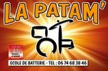 La Patam, école de batterie dans le Pays Voironnais