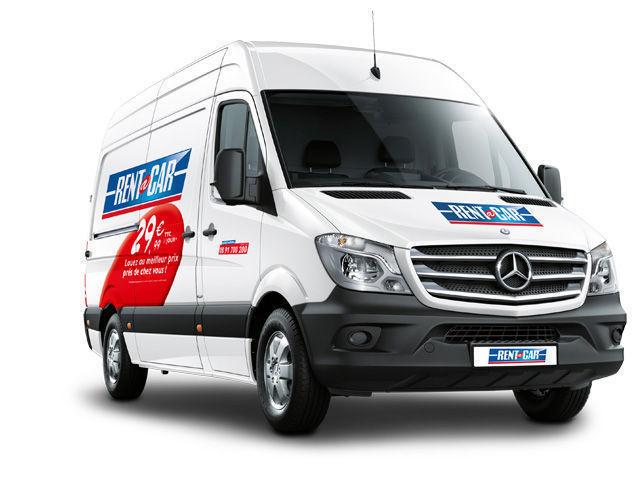 Location véhicule utilitaire Rives et Location camion St-Étienne-de-St-Geoirs