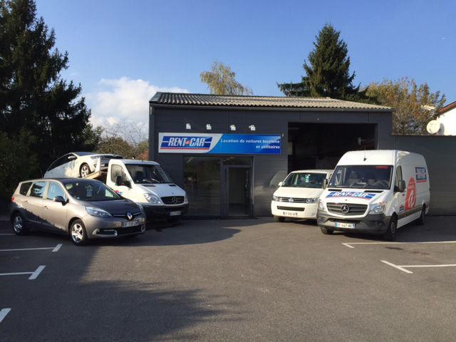 Location voiture à Voiron, Location camionnette près de Tullins et Location 4 x 4, berline près de Voreppe