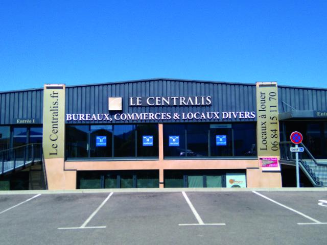 Location commerces et locaux divers St-Marcellin Chatte, Séminaire