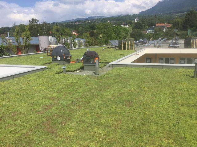 Terrasses bio végétalisées à Nice, Antibes, Cannes, Monaco et dans les Alpes-maritimes (06)