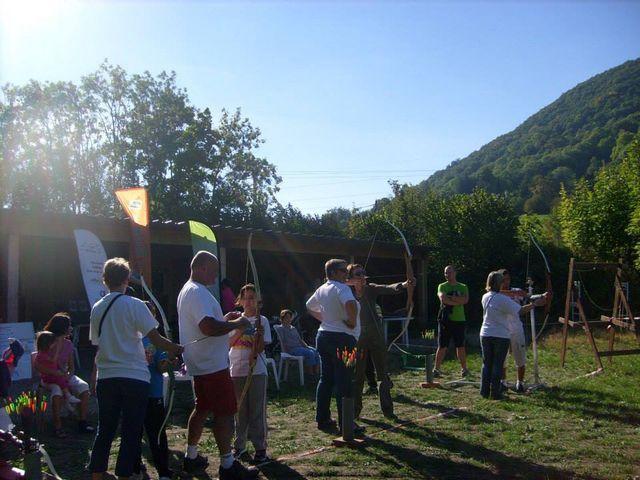Fédération sportive tir à l'arc Isère