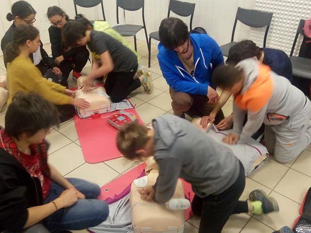 Formation premiers secours Isère, PSC1 Isère