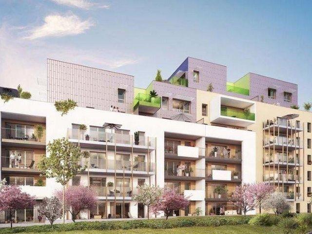 Programme immobilier Grenoble