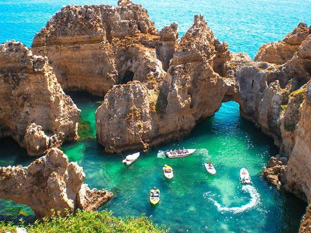 Séjour Europe : vol et bus Portugal, Espagne, Italie, Croatie