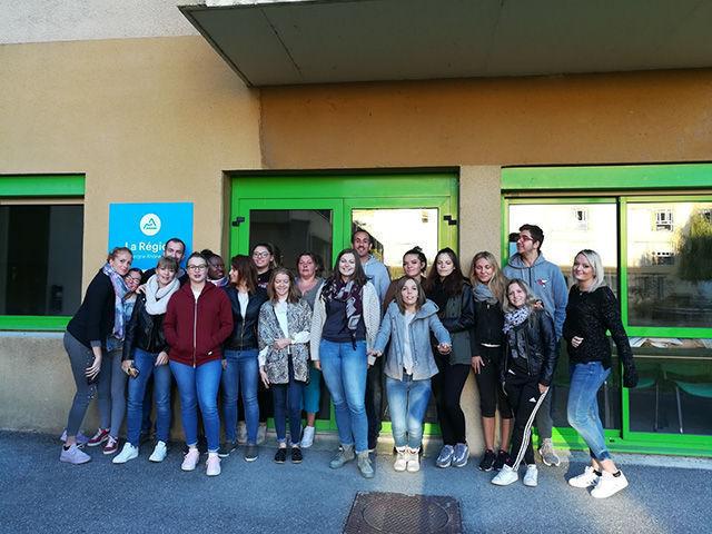 Formation d'Aide Soignant Tournon-sur-Rhône Ardèche