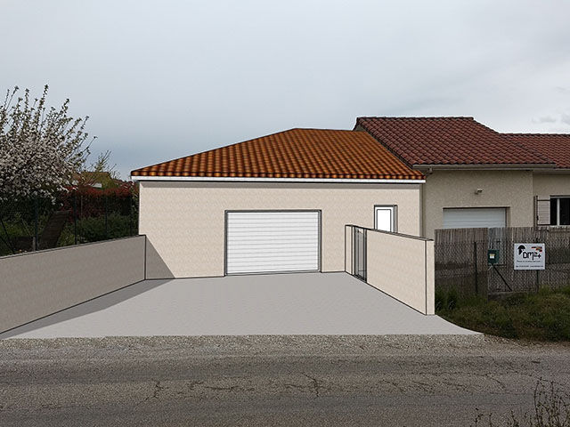 Extension Maison Individuelle St marcellin vinay