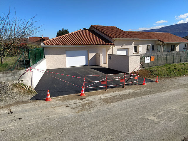 Extension Maison Individuelle Pays Voironnais Bièvre