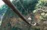 Via ferrata du barrage du Sautet