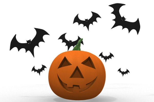 Fête d'Halloween en Rhône-Alpes