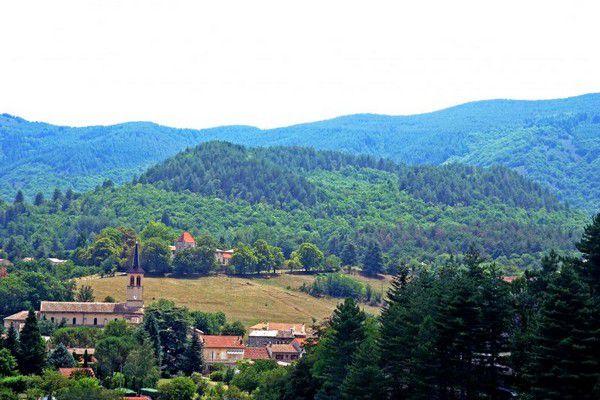Le Parc Naturel Régional des Monts d'Ardèche