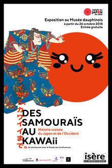 """""""Des Samouraïs au Kawaii, histoire croisée du Japon à l'Occident"""""""