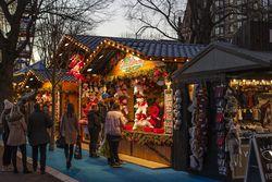 Les Marchés de Noël en Rhône-Alpes