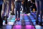 Dancefloor Energie Aktionfunk + DJ Drie La Source de Fontaine