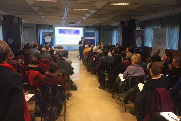 Création de l'Association Pôle Agroalimentaire de l'Isère