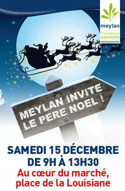 Marché de Noël de Meylan 2018