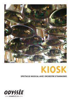 """Kiosk"", spectacle musical au Diapason à St-Marcellin"