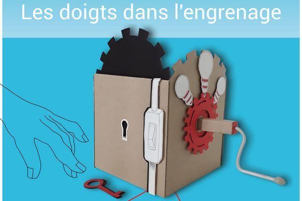 """Expo """"Les doigts dans l'engrenage"""" au Clévos d'Étoile-sur-Rhône"""
