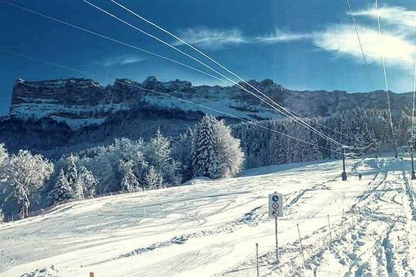 Un appel aux dons pour sauver la station de ski du Granier