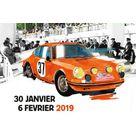 22e Rallye Monte-Carlo Historique à Valence