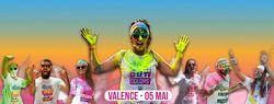 Run'Bow Color 2019 à Valence