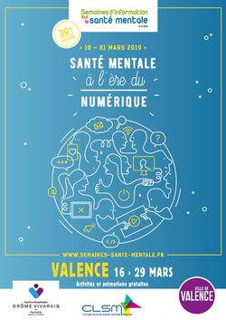 La santé mentale à l'ère du numérique à Valence