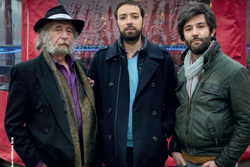 Affamés d'ephémère : Dan Gharibian Trio à Valence