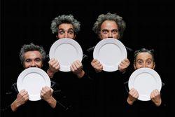 """""""Manger"""" par la Cie Zygomatic à l'Espace Aragon de Villard-Bonnot"""