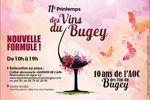 11ème Printemps des vins du Bugey à Lagnieu