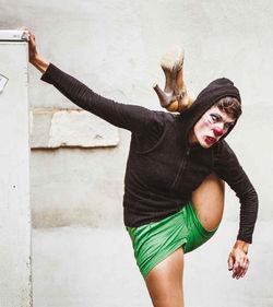 """""""More Aura"""", clown et contorsion à l'Espace Aragon Villard-Bonnot"""