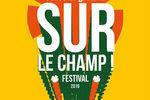 Festival sur Le Champs à Valence en juillet 2019