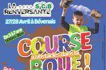 Course enfants La Renversante SCB à Bévenais