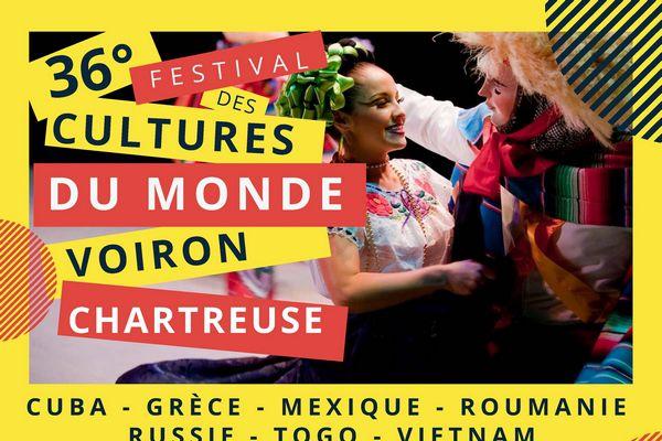 36e Festival Cultures du Monde Voiron Chartreuse 2019