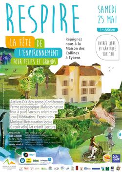 Fête de l'Environnement à la Maison des Collines d'Eybens