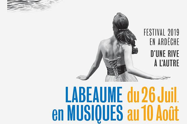 Festival d'Une Rive à l'Autre 2019 en Ardèche